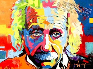 Einstein-by-ange